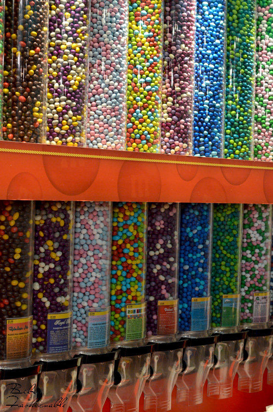M&Ms at M&M World London