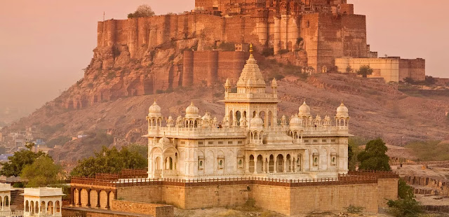 Jodhpur Attraction : Mehrangarh Fort Jodhpur