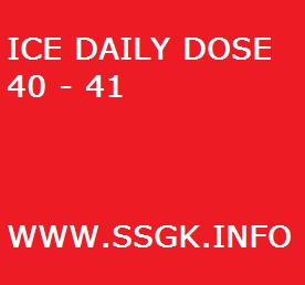 ICE DAILY DOSE 40 - 41