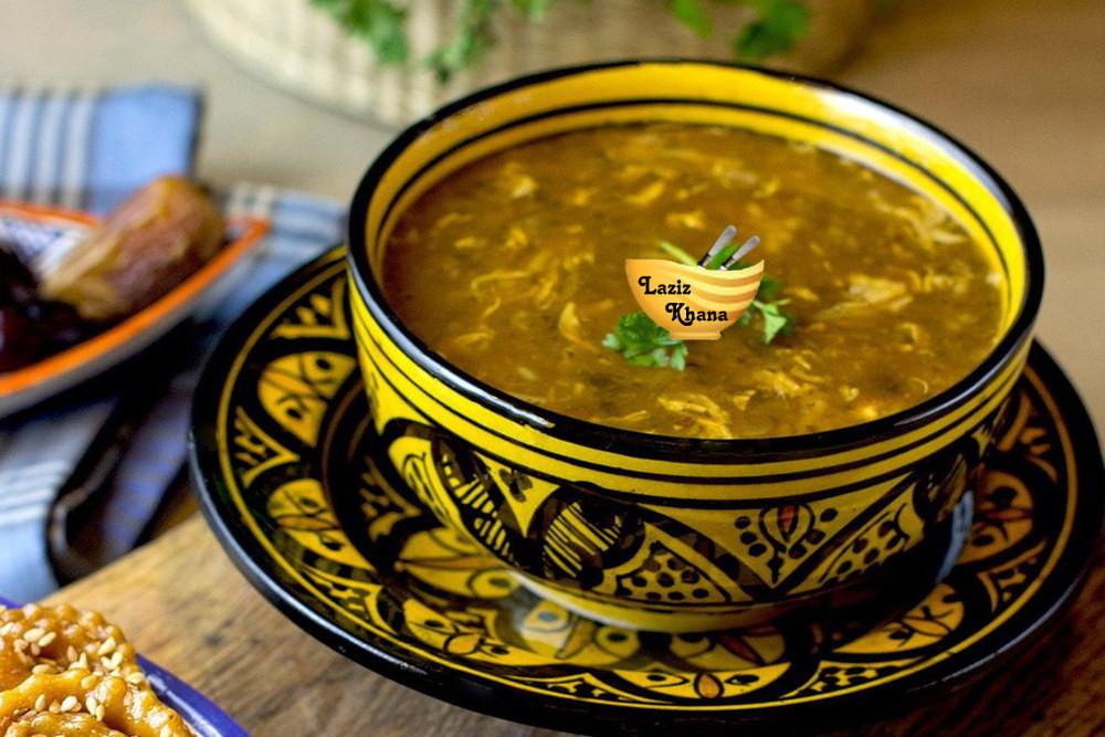 Sonth Harira Recipe in Hindi