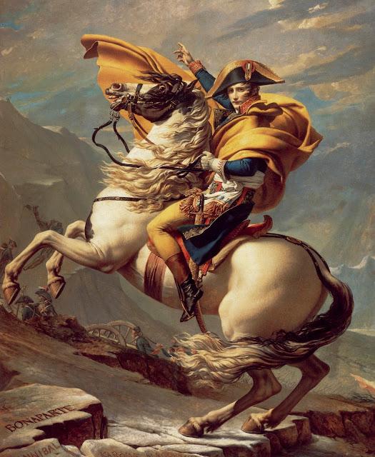 Jacques-Louis David ritrattista