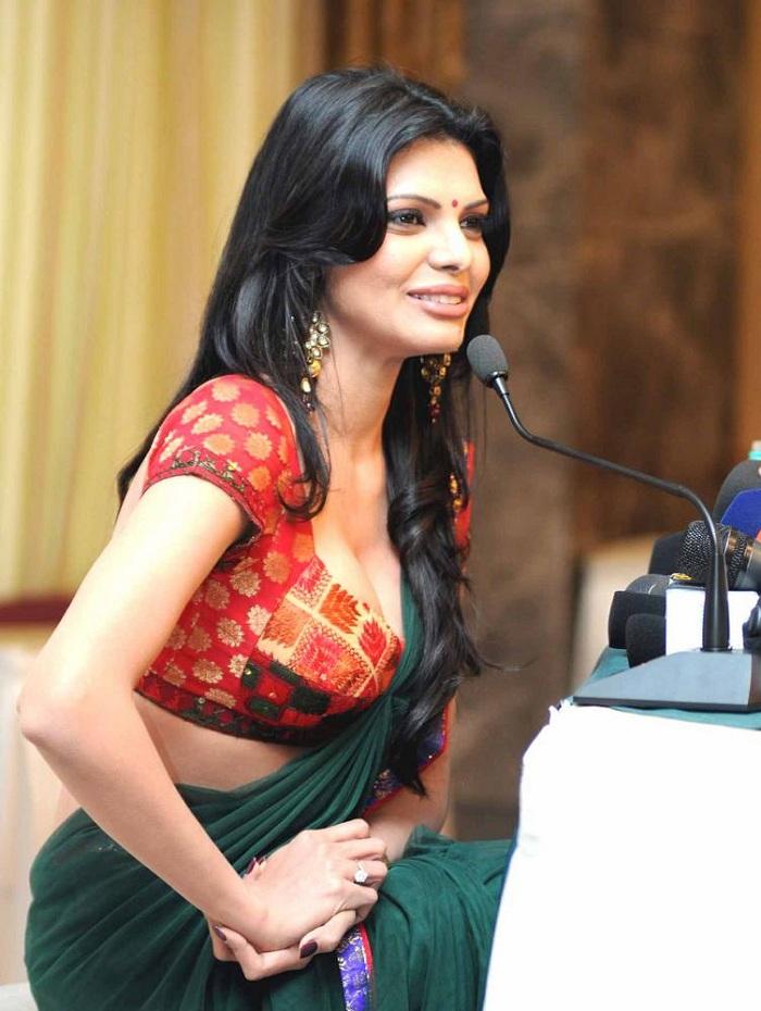 Sherlyn Chopra Nude Photos For Playboy