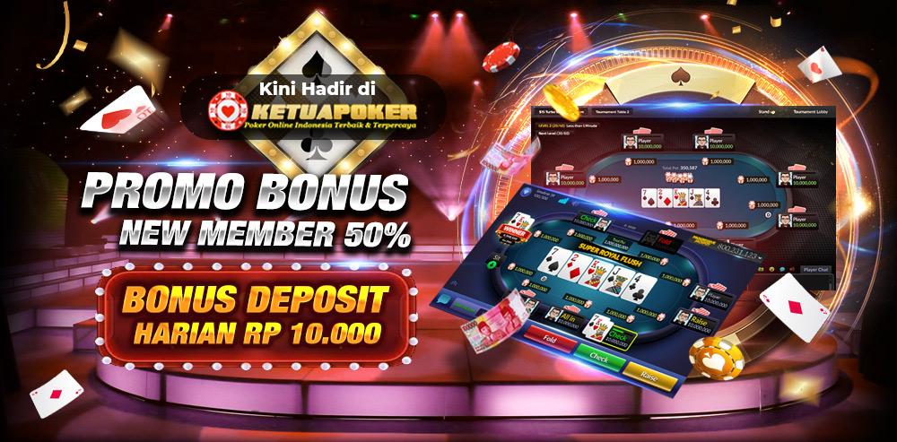 KETUAPOKER | Poker Online Indonesia Terbaik