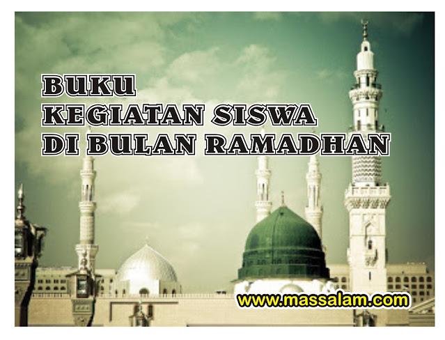 Buku Ramadhan 2020 Kegiatan Siswa SD/MI