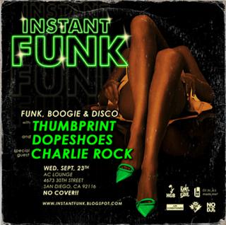 Instant Funk Vol 3