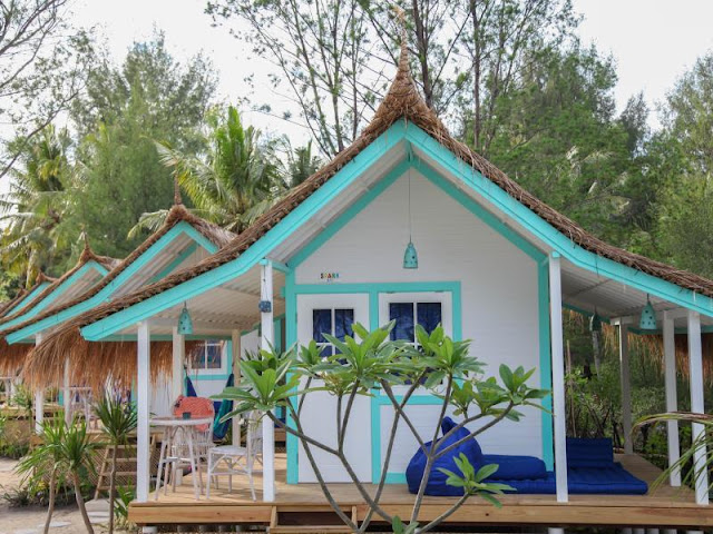 Tiny House Indonesia - Le Pirate Beach Club