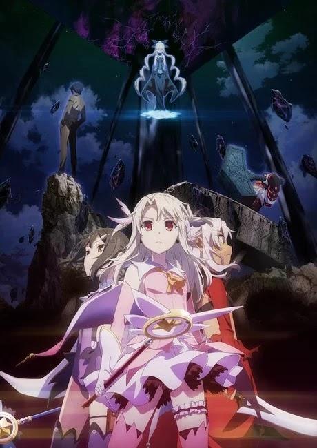 Gekijōban Fate / kaleid liner Prisma Illya Licht - Namae no Nai Shōjo