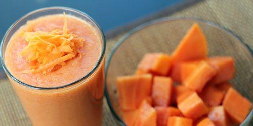 Jus buah pepaya anti kanker dan baik untuk jantung