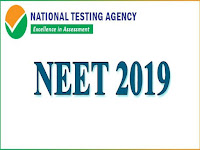 CBSE National Eligibility cum Entrance Test Result 2019