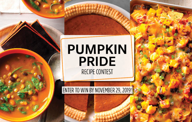 Taste Of Home wants to see your best pumpkin recipes for the season! Share with them and you could win up to $500 CASH to host a big Thanksgiving feast!