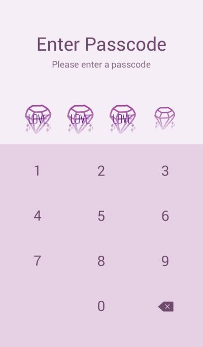 Even coordination - Diamond -joc