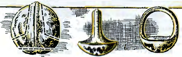 поделка кольцо из грецкого ореха
