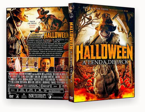 CAPA DVD – Halloween A Lenda De Jack – ISO