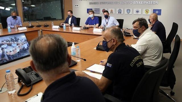 Πρόγραμμα 300 εκατ. ευρώ για την πρόληψη και τις φυσικές καταστροφές