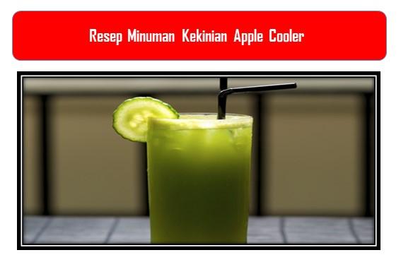 Apple Cooler