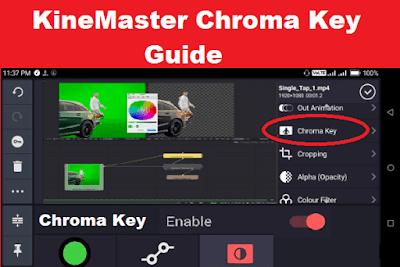 KineMaster Chroma Key