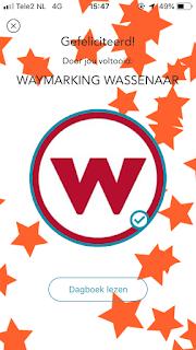 promotie waymarking door geocachers