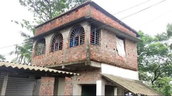 Bomb exploded at the BJP leader's house on Pujo day. Police arrested him without crime.