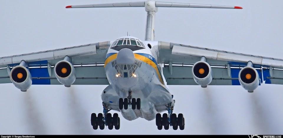 НАРП продовжить строк служби двох Іл-76 до 35 років