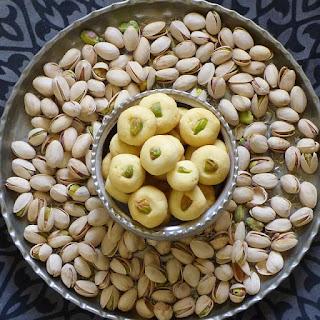 Ghorayeba arabische Plätzchen Eid fest Kekse Rezept