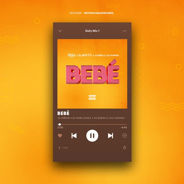Baixar nova musica de as bebés ft dj habias e dj vado poster bebe leu hummer download 2020 mp3 As Bebe - BEBÉ C/ Dj Habias, Dj Vado Poster & Leu Hummer /as-bebes-feat-dj-habias-x-dj-vado.html
