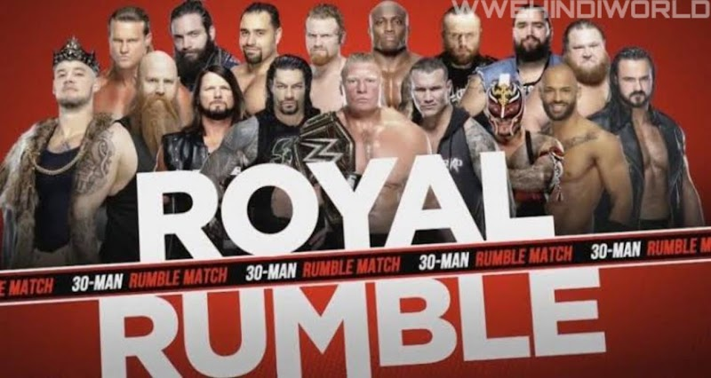 WWE Royal Rumble 2020 ko kisne jeeta ? Kya Raha Result Jane Hindi mein.