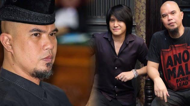 Ngaku Punya Akses Kekuasaan, Ahmad Dhani Ungkap pada Kevin Aprilio Siap Kupas Tuntas Oknum yang Tilap Duit Hasil Royalti dan Keringatnya: Partai Saya Berkuasa, Jadi Bisalah!