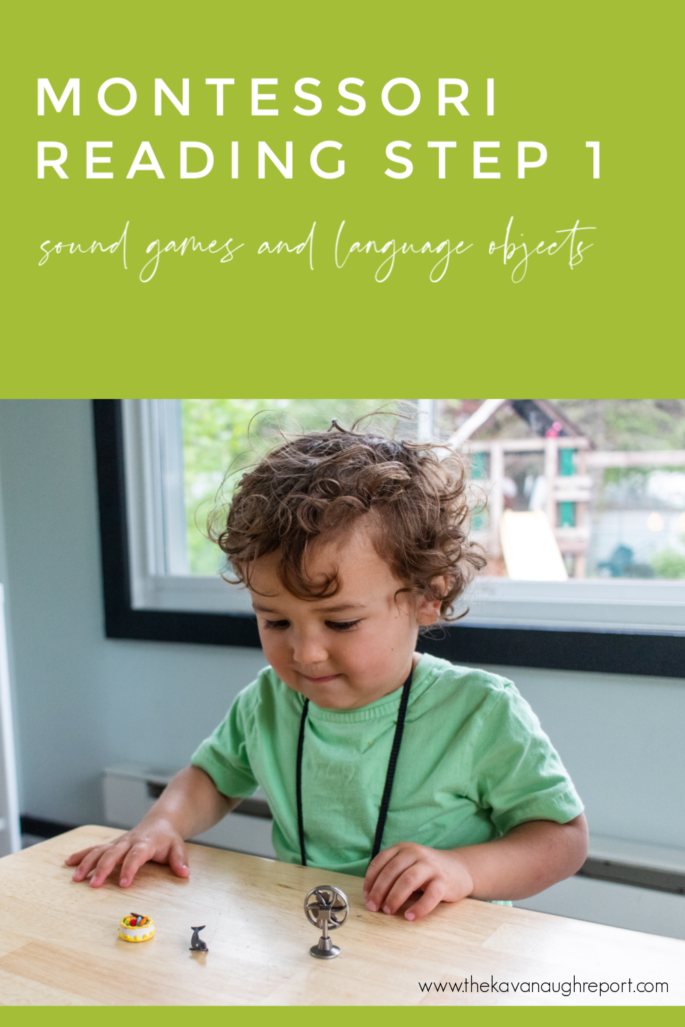 Sound games and language objects are fun Montessori activities that help your child learn to read and write using Montessori. They are easy and fun games that anyone can learn.