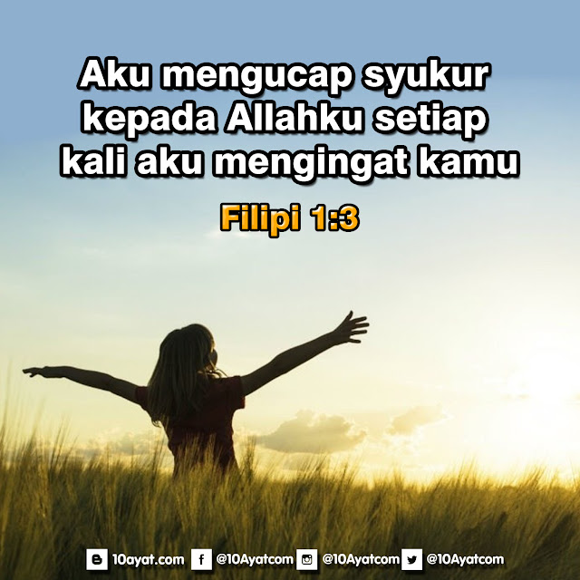 Filipi 1-3