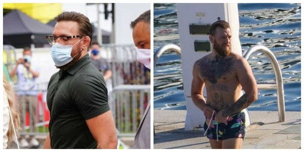 Dituduh Lakukan Kekerasan S*ksual, Conor McGregor Diciduk Polisi Prancis