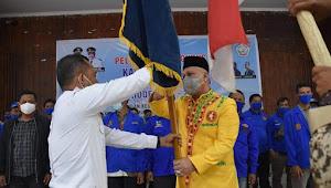 Bupati Kukuhkan Pengurus Karang Taruna Kabupaten Aceh Tengah Masa Bakti 2021-2026