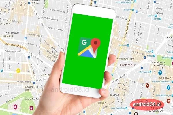 Google Maps Bisa Laporkan Insiden