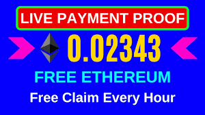 Free Ethereum Earning Site 2020 Live Payment Proof Free Ethereum -Zero Investment