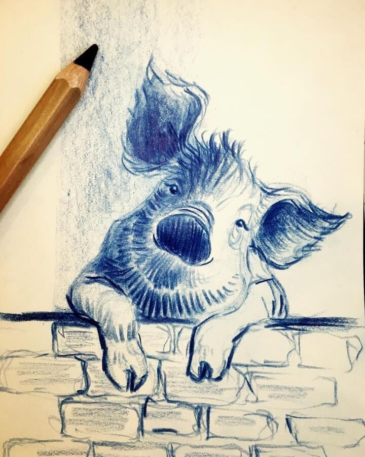02-Little-happy-pig-Farbe-Und-Fabeln-www-designstack-co