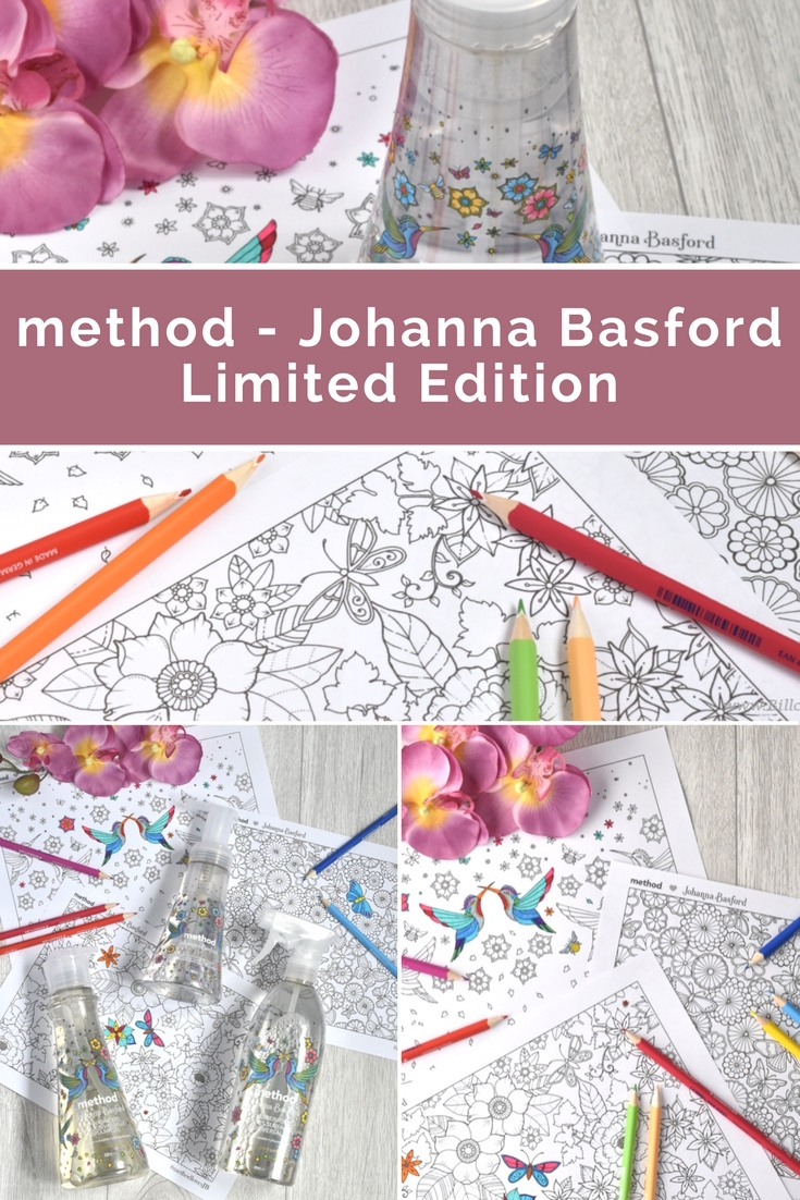 method ♥ Johanna Basford Limited Edition