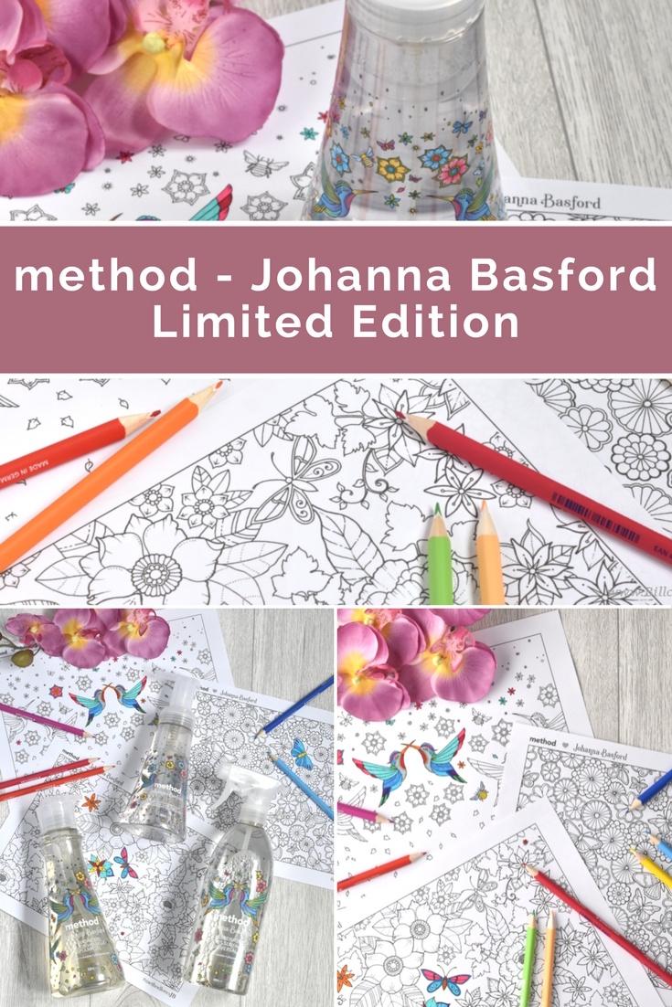 method ♥ Johanna Basford Limited Edition