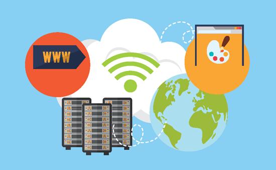 Domain, Email hosting, Web hosting, Compare Web Hosting, Web Hosting Reviews