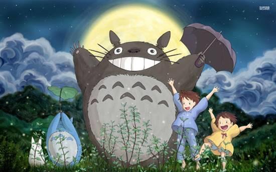Daftar film Studio Ghibli