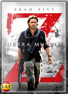 Guerra Mundial Z (2013) DVDRIP LATINO