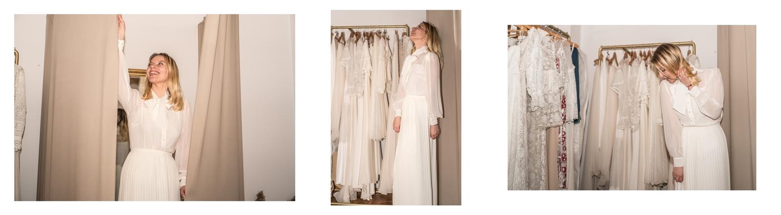 3a suknia ślubna duwczęsciowa spódnica koszula co na suknie ślubną boho suknie ślubne bez halki