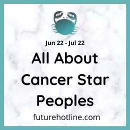Cancer Star Peoples