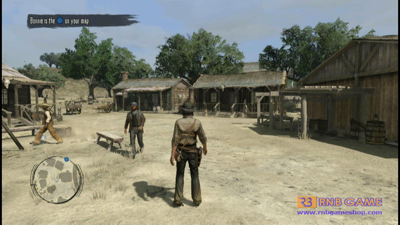 Red Dead Redemption PS3 CFW2OFW - RNB GAME - SHOP