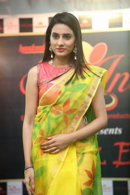 Nikita Chaturvedi Stills At Silk India Expo 2017