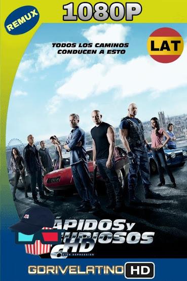 Rápidos y Furiosos 6 (2013) BDRemux 1080p Latino-Ingles MKV