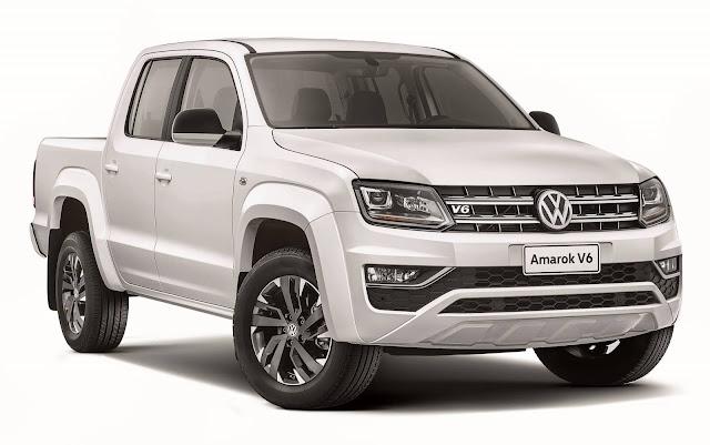 VW aumenta garantia da Amarok para 6 anos - Argentina