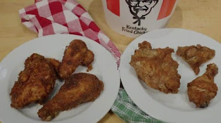 KFC, KFC fried chicken, KFC Fried Chicken Recipe Exposed, Yum