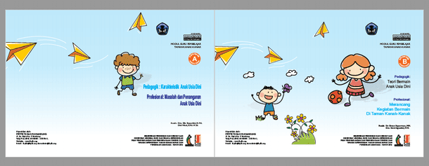 Modul Guru Pembelajar TK (Taman Kanak-Kanak)
