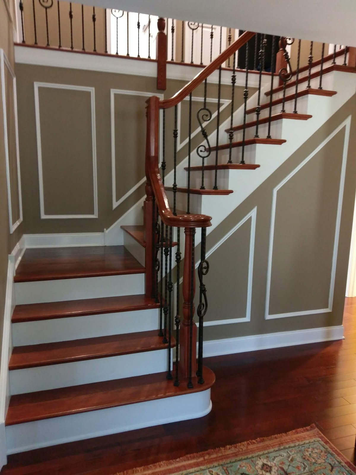 Old Stairs Removed And New Stair Installed In Less Than Four Hours