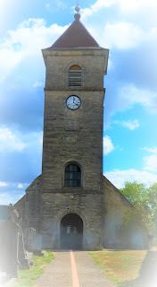 L'église de Blye