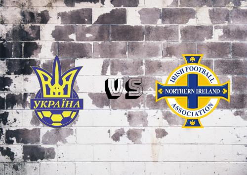 Ucrania vs Irlanda del Norte  Resumen